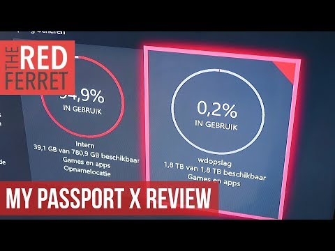 The Men Cave: My Passport X - Extra Storage for Xbox One! [REVIEW]