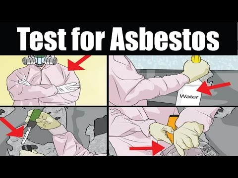 Asbestos | How to Test for Asbestos