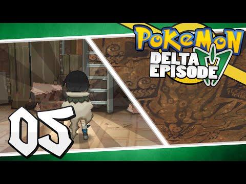 Pokémon Delta Episode - Part 5 | Sky Pillar: The Origins of Mega Evolution! [ORAS]
