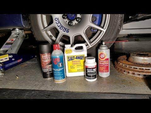 Rust Proofing your Mk4 Volkswagen