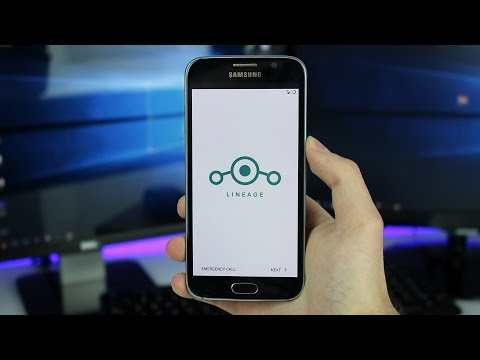 LineageOS 14.1 Android 7.1.1 Nougat ROM for Galaxy S6/S6 Edge - Download & Install