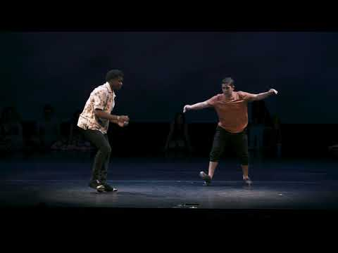 Enrique Rosario + Jabu Graybeal   Dance/Tap + Choreography   2018 YoungArts Miami
