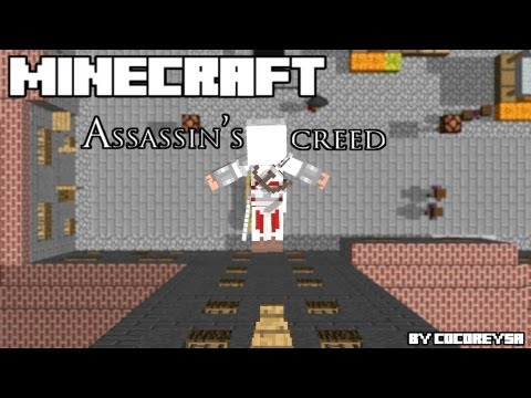 Assassin's Creed - A Minecraft Animation