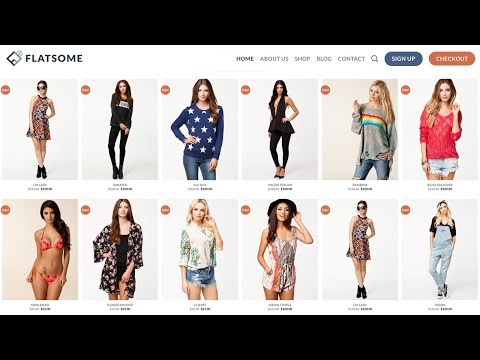 How To Create An eCommerce Website With Wordpress ONLINE STORE! - 2018 NEW!!