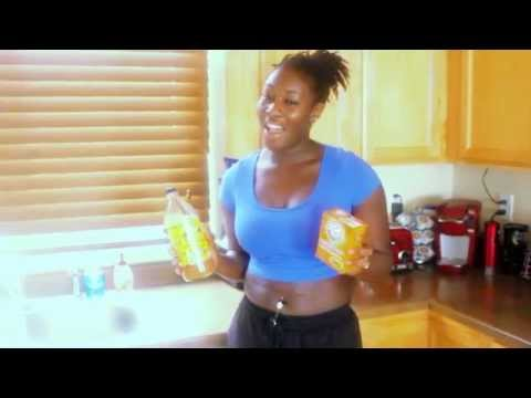 ACV and Baking Soda Deep Cleanse on Dreadlocks