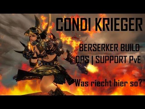 GW2   Krieger Zustandsschaden/Phalanx Build [PvE] [GUIDE]