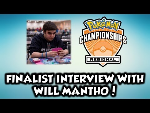 Interview with Madsion Regionals Finalist Will Mantho About His Buzzwole/Lycanroc Deck!