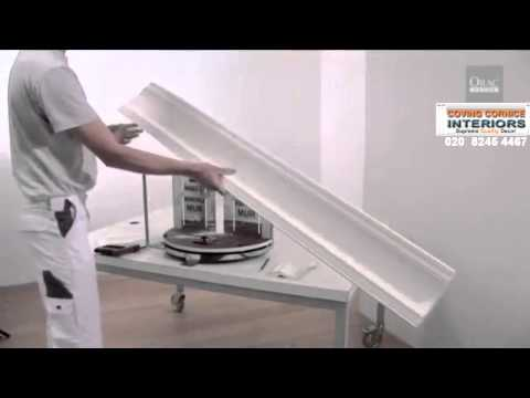 COVING INSTALLATION