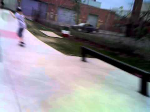skateboarding in erie