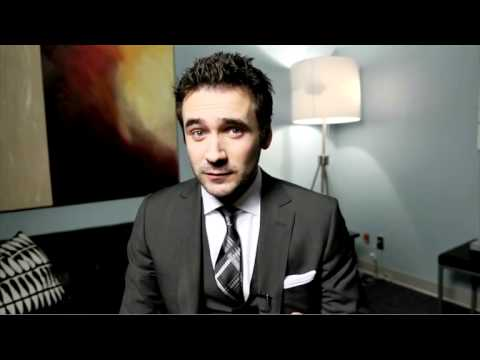 STROMBO: SOMETHING YOU MIGHT NOT KNOW ABOUT CANADA: Allan Hawco on Descendants