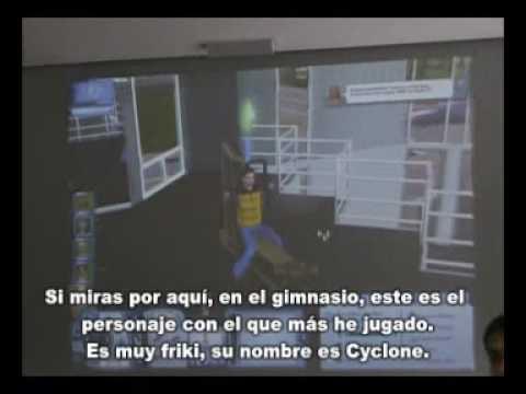 The Sims 3 presentation (1) - Spanish subtitles