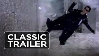 The Matrix (1999) Official Trailer #1 - Sci-Fi Action Movie