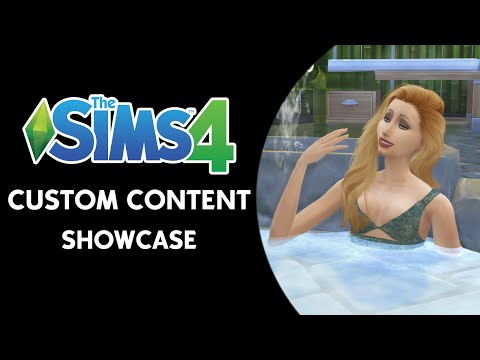 The Sims 4: In-Ground Hot Tub, Water Pitcher & More