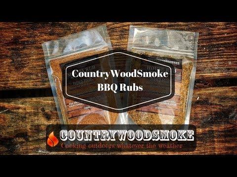 CountryWoodSmoke BBQ Rubs