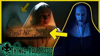 Download 9 Things You Missed In The Nun - Official Teaser Trailer + Full Conjuring Timeline