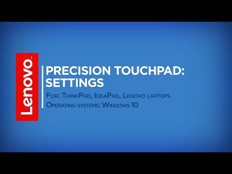 How To – Precision Touchpad Settings in Windows 10