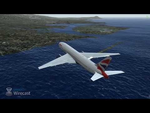 Infinite Flight Multiplayer - Long Haul Flight - [Casual Server, Hawaii] Past Live Stream