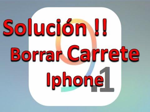 Como Eliminar Todas Las Fotos Del Carrete Iphone - Trucos iphone iOS 9