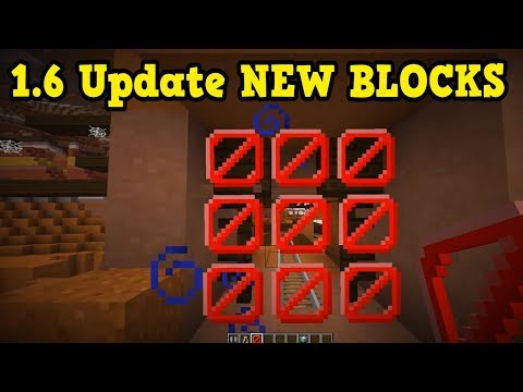 Minecraft Xbox / PE - BARRIER BLOCK CONFIRMED! (1.6 Features)