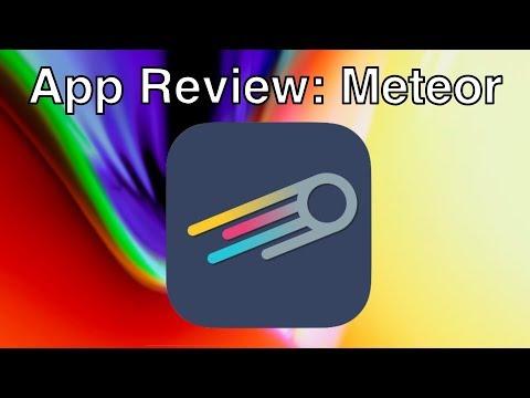 App Review: Meteor