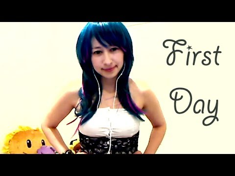 Laura Shigihara - First Day (High School Story / Choices)