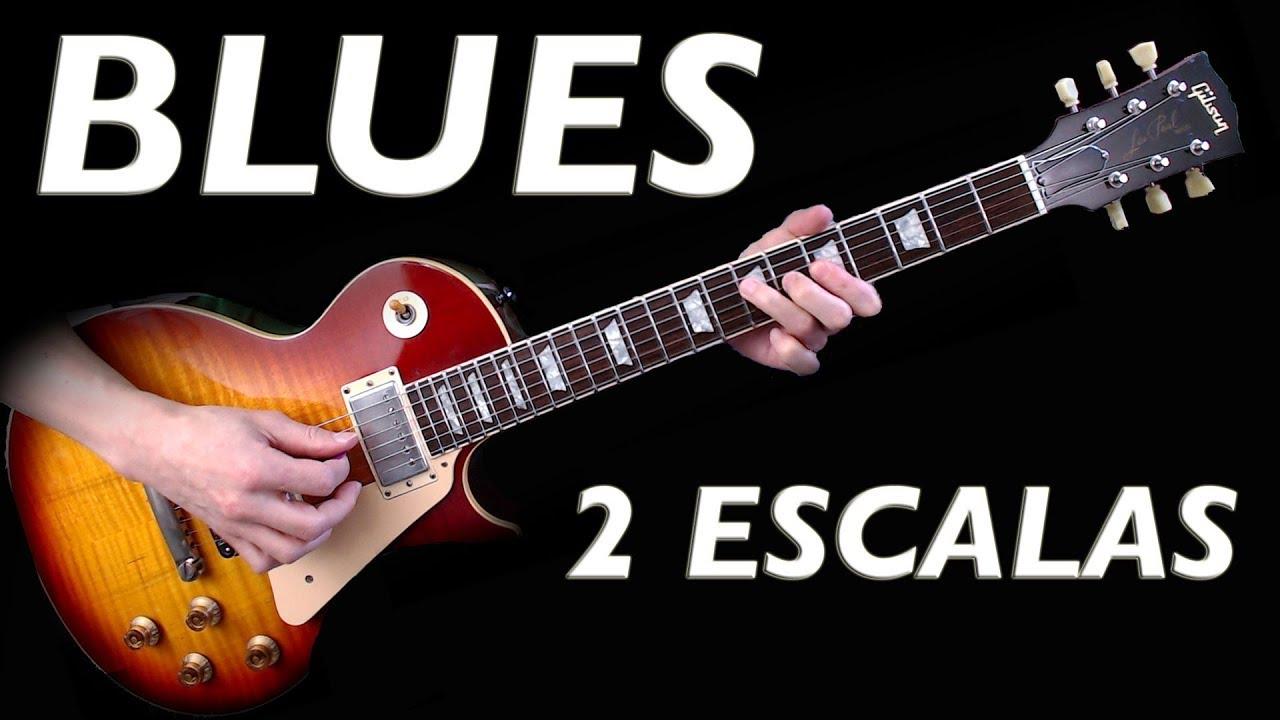 Blues - Improvisar con 2 escalas