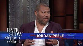 Jordan Peele Crashed A