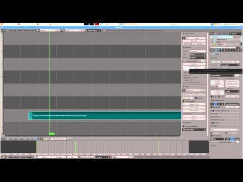 Blender Tutorial - Add Sound