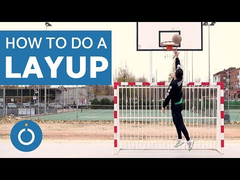How to Do a Layup in Basketball