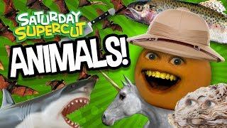 Best Animal Episodes! (Saturday Supercut)