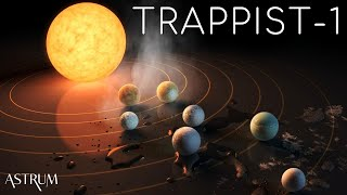 What makes the exoplanets of Trappist-1 so special?
