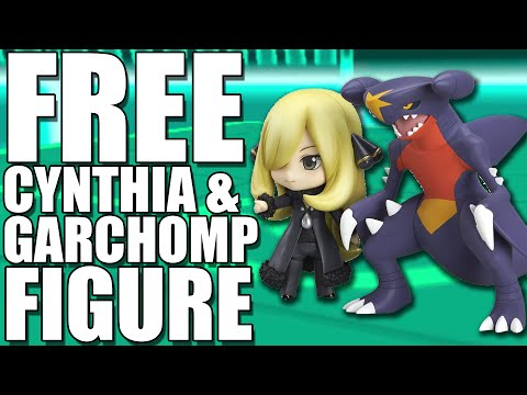Cynthia Nendoroid Giveaway and Spoopy Figure Unboxing