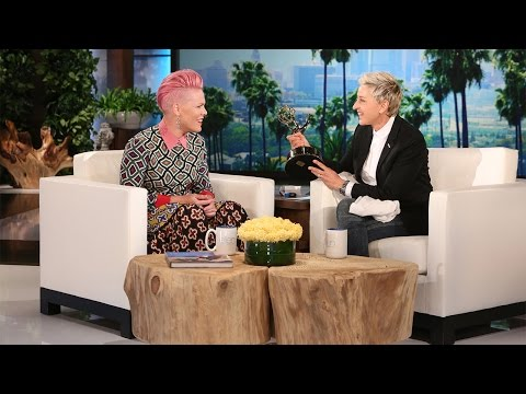 P!nk 'Goes Big' for Her Anniversary