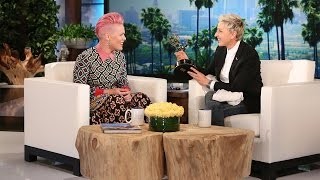 Download P!nk 'Goes Big' for Her Anniversary