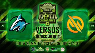 Team Adroit vs M.Trust Gaming | BO2 | DOTA Summit Online 13: Southeast Asia