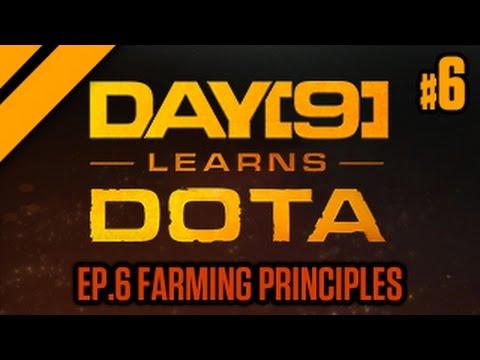 Day[9] Learns Dota - 6. Farming Principles (Lesson w/ coach Purge)