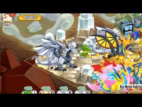 How to breed Emerald Dragon 100% Real! Dragon City Mobile!