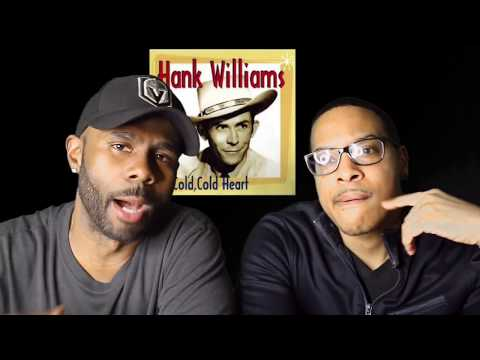 Hank Williams - Cold Cold Heart (REACTION!!!)