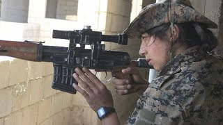 Exclusive: Storming Raqqa, IS group