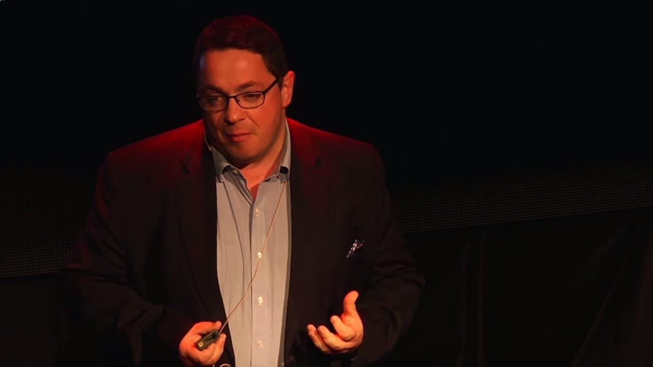 Feed Your Microbes - Nurture Your Mind   John Cryan   TEDxHa'pennyBridge