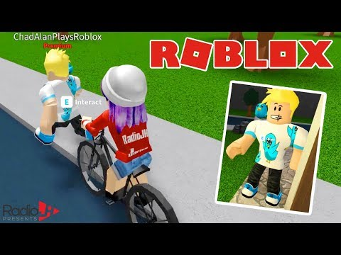 Gamer Chad House Tour in Roblox Bloxburg Roleplay | RadioJH Games