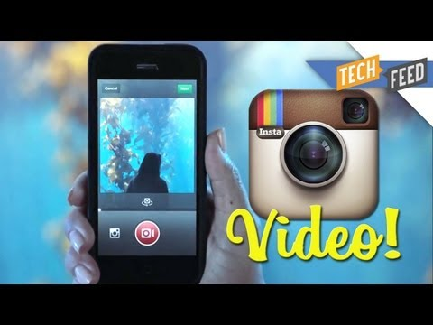 Instagram Video Takes Aim at Vine
