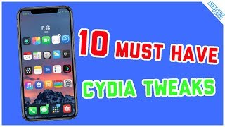 NEW* 5 AWESOME Cydia Tweaks On iOS 12-12 1 2 (Jailbreak Tweaks