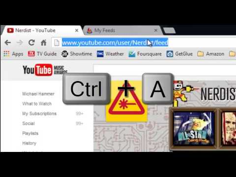 How To Find The RSS Feed To A YouTube Channel [Update]