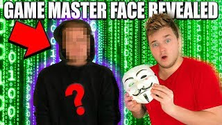 THE GAME MASTER FACE REVEAL!! Who IS The Game Master (SOLVED)