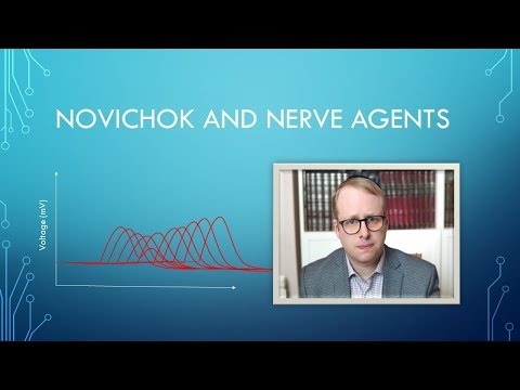 #Novichok and Nerve Agents Neurophysiology and Treatment