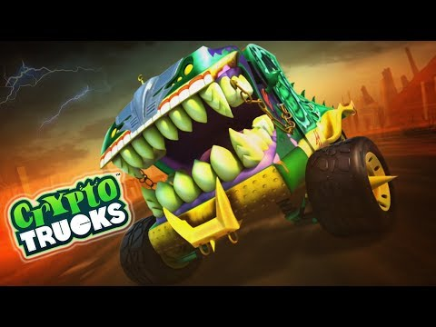 Chupa Car Brah | Crypto Trucks | Cartoon Videos For Children