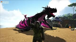"""ARK: Ragnarok Mod #10 - Mình Tập Trung Farm Linh Hồn Chế Tạo Siêu Rồng Chúa Tể Của Lửa """"GOD of Fire"""""""
