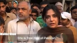 Sanam Baloch is one of the Real Host Of Pakistan .
