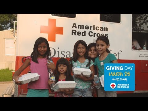 Join with us for Red Cross Giving Day!